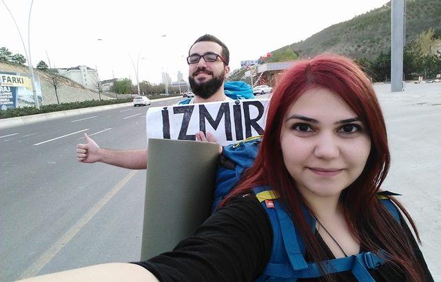 Otostop Ankara Çıkışı