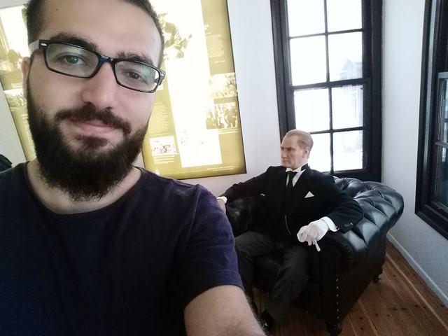 Atatürk - Atatürk Balmumu