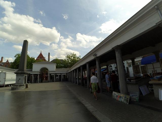 Brugge Fish Market