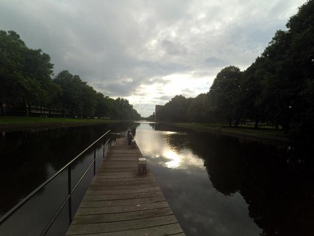 Amsterdam kanal