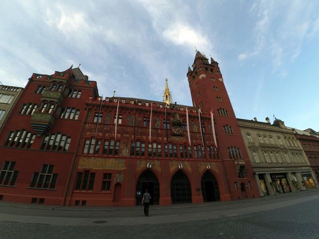 Basel Belediye Binası